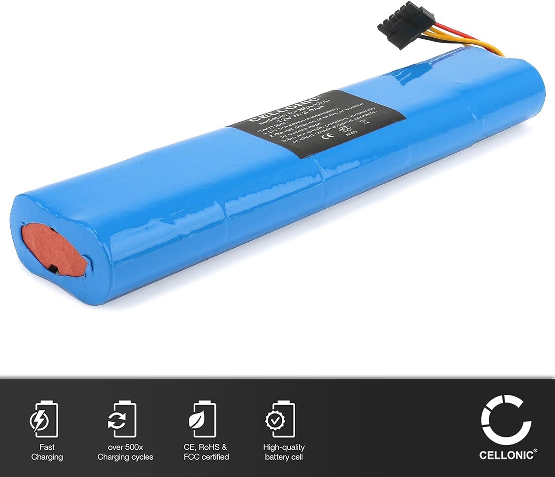 replaceable//spare battery 945-0129 75 945-0179 70e D75 80 3000mAh NX2000SCx10 replacement battery subtel/® Premium battery compatible with Neato Botvac D85 85