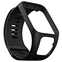 TomTom Spark GPS Fitness Watch Accessory Strap (Dark Blue, Large)