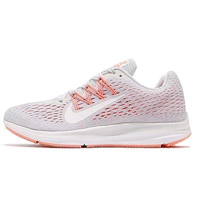 check out 8d22e 7aa52 Amazon.com | Nike Women's WMNS Zoom Winflo 5, Pure Platinum ...