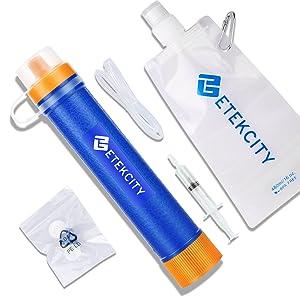Etekcity 1500L Emergency Camping Water Filter