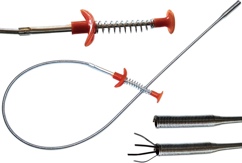 "Flexible Claw Pick Up Tool 24/"" Reaching Grabber Grabbing Mechanic Pickup Tool"