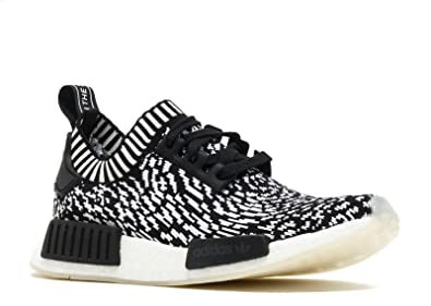 innovative design f2cd0 ed62d Adidas NMD R1 Pk 'Zebra' - By3013 - Size 12.5 core Black ...