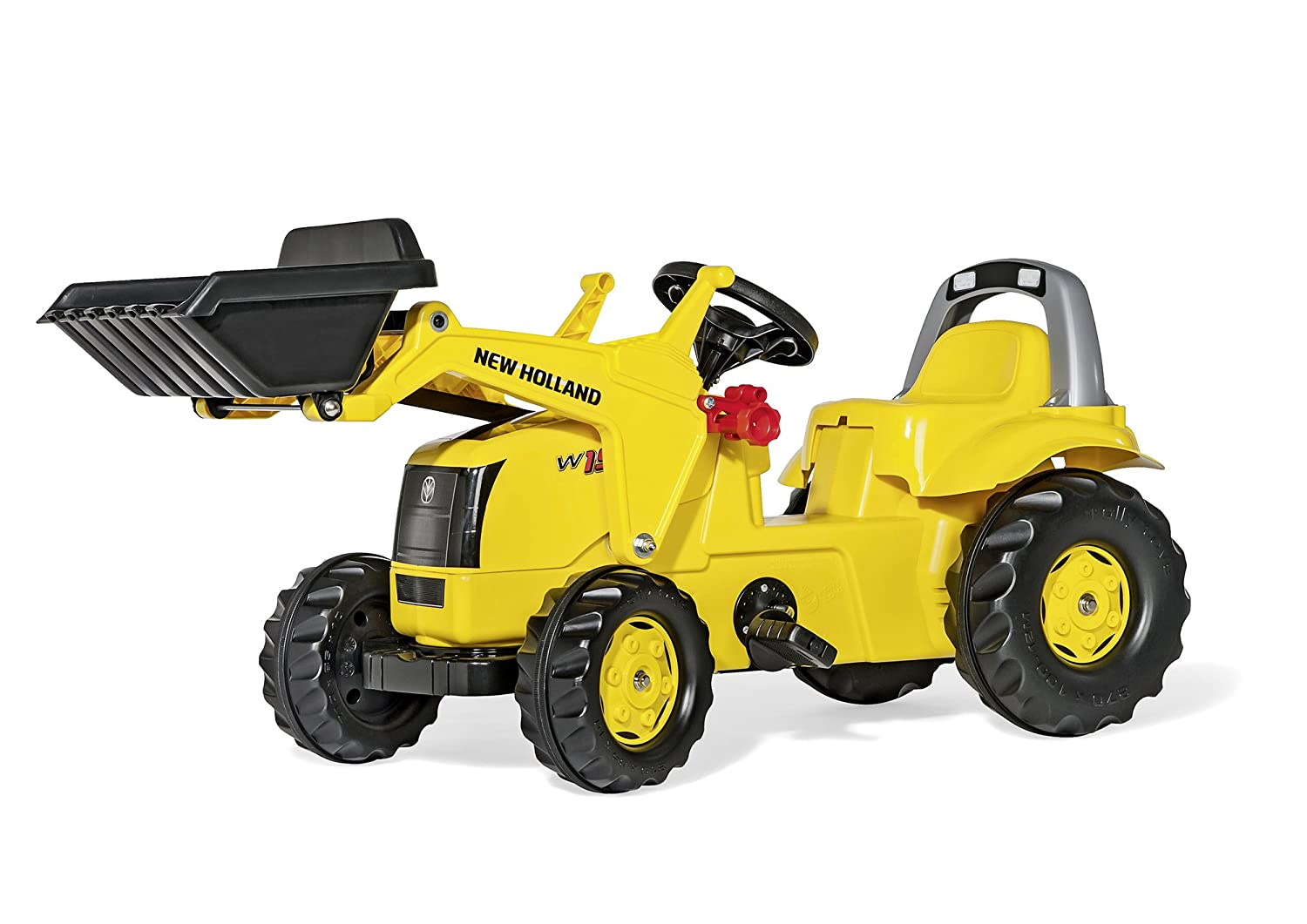 rolly kid new holland construction w 190c tractor with frontloader