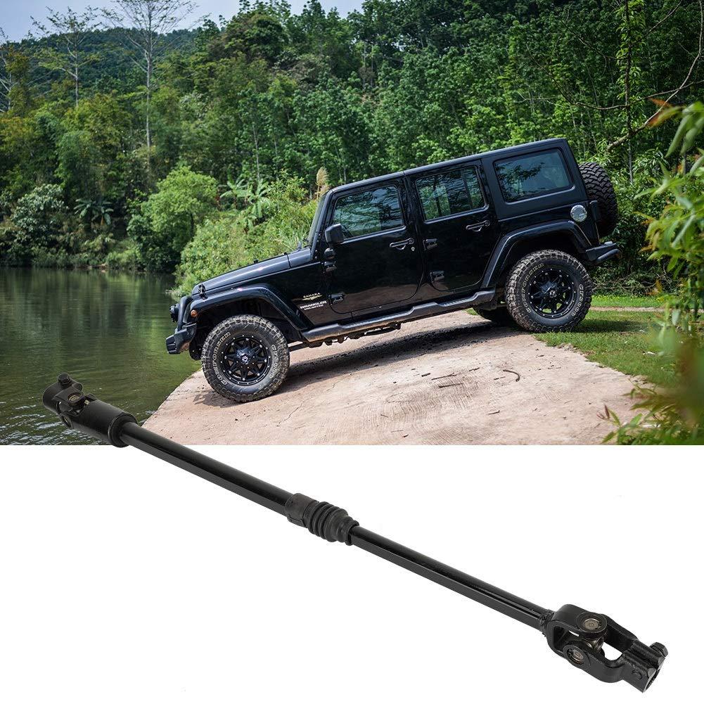 Lower Intermediate Steering Shaft Steering Column w//U-Joint Coupler for Jeep Wrangler 1987-1995 Power Steering 52007017 Universal Joints