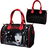 Women's Kreepsville Elvira Black Cat Purse Bag