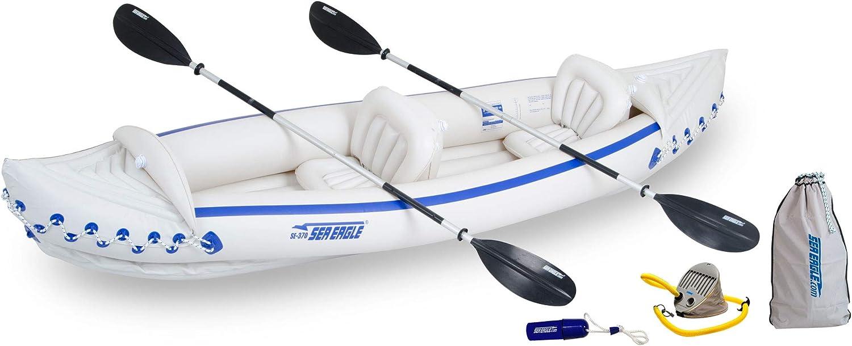 Sea Eagle 370 Deluxe