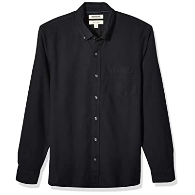 """Brand - Goodthreads Men's """"The Perfect Oxford Shirt"""" Slim-Fit Long-Sleeve Solid: Clothing"""