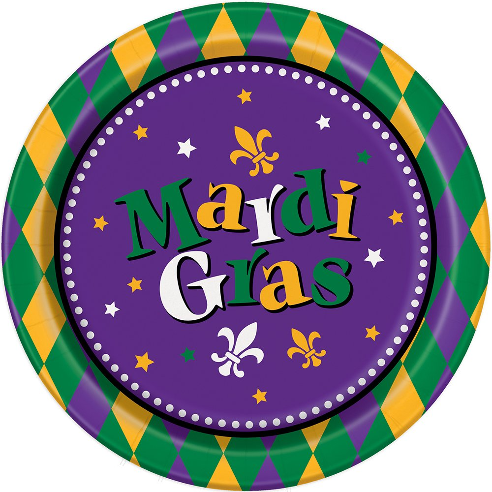 Masquerade Mardi Gras Party Napkins 16ct Unique Industries 68472