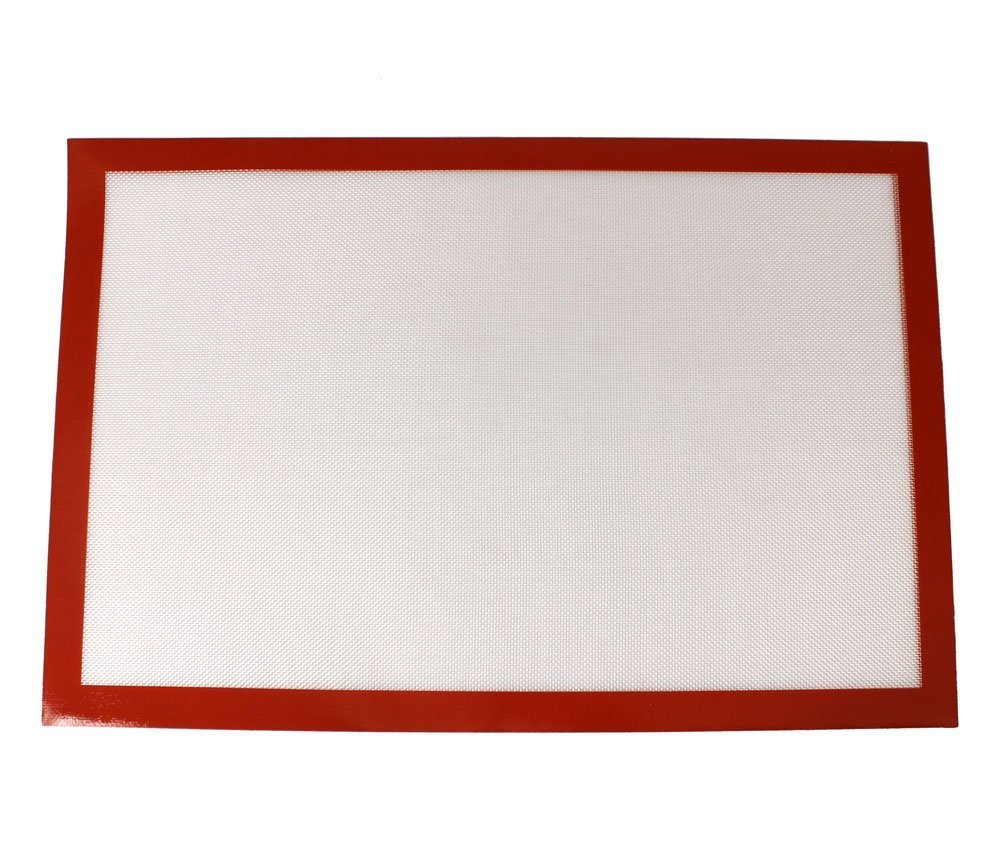 Clever Chef Professional Grade Silicone Nonstick Baking Mat - Full Sheet Pan (23.58W X 15.75L) COMIN16JU023625
