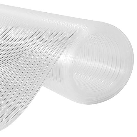 HOKIPO&reg; PVC Anti Slip Mat Shelf Liner Roll, 30 x 100 cm, Color Transparent, 1 Piece Set. <span at amazon