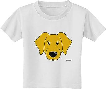 Cute Black Labrador Retriever Dog Toddler T-Shirt TooLoud I Heart My