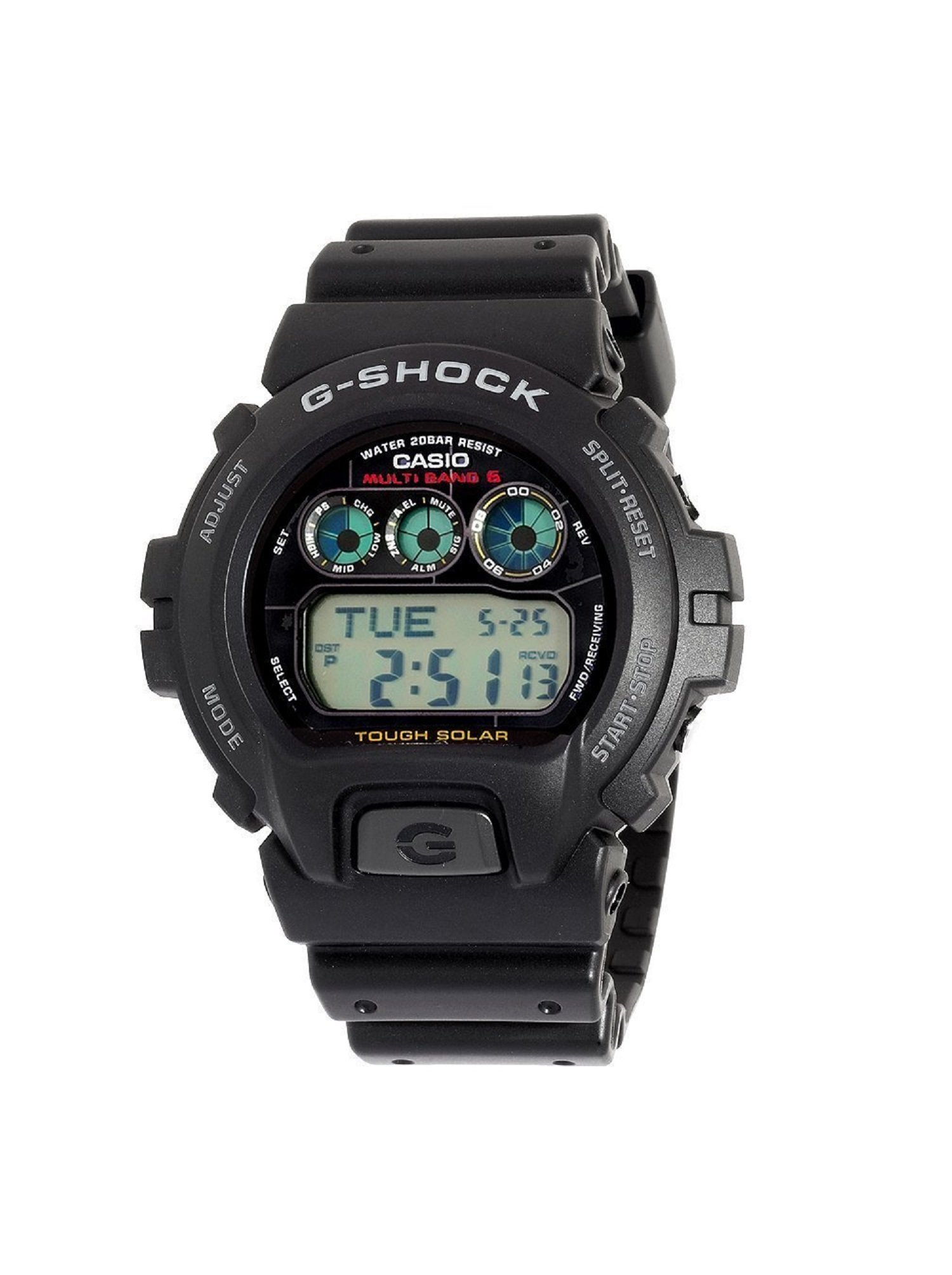 Casio - G Shock Solar Atomic Watch ''Product Category: Miscellaneous/Miscel by Casio