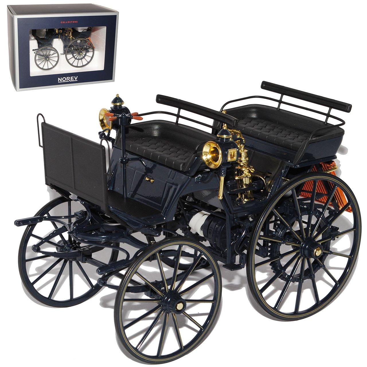 Norev Daimler Motorkutsche 1886 Schwarz 1 18 Modell Auto B00CH3XKPU Fahrzeuge Räumungsverkauf | Lassen Sie unsere Produkte in die Welt gehen