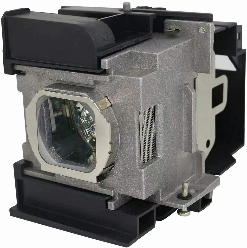 PT-LZ370 PT-AR100U Power by Ushio PT-AH1000E IET Lamps with 1 Year Warranty PT-LZ370E Projector Genuine OEM Replacement Lamp for Panasonic PT-AH1000