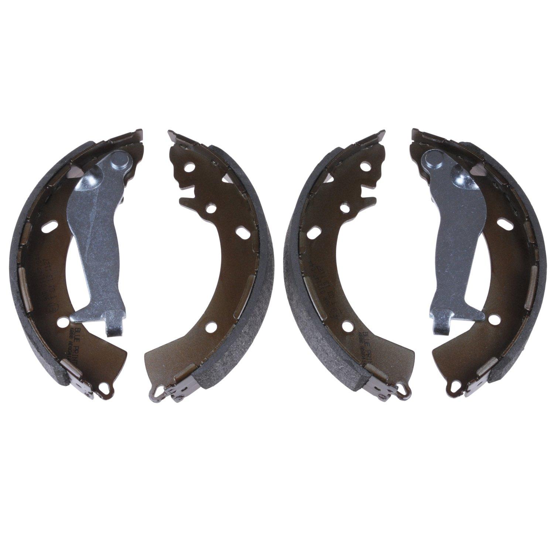Blue Print ADG04140 Bremsbackensatz hinten, 2 Bremsbacken