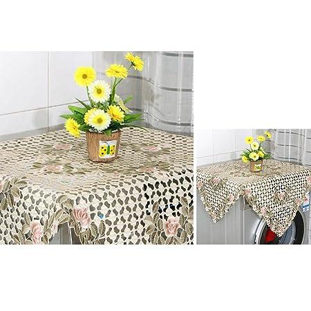 Warm und romantisch Home Tischdecke , 180*180: Amazon.de: Küche ...