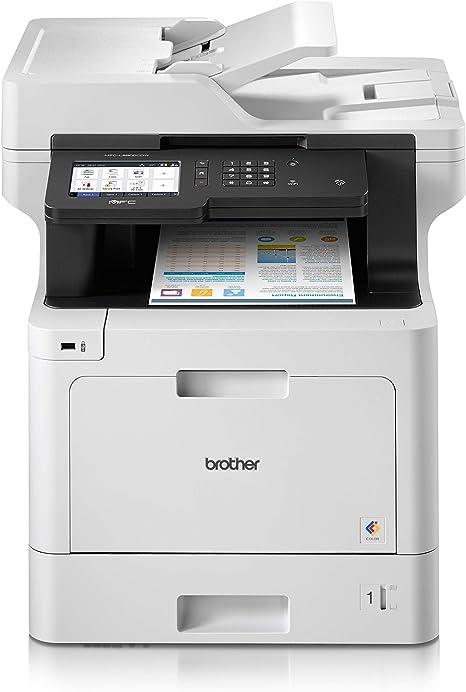 Brother MFC L 8900 CDW - Impresora Multifunción Color: Brother ...