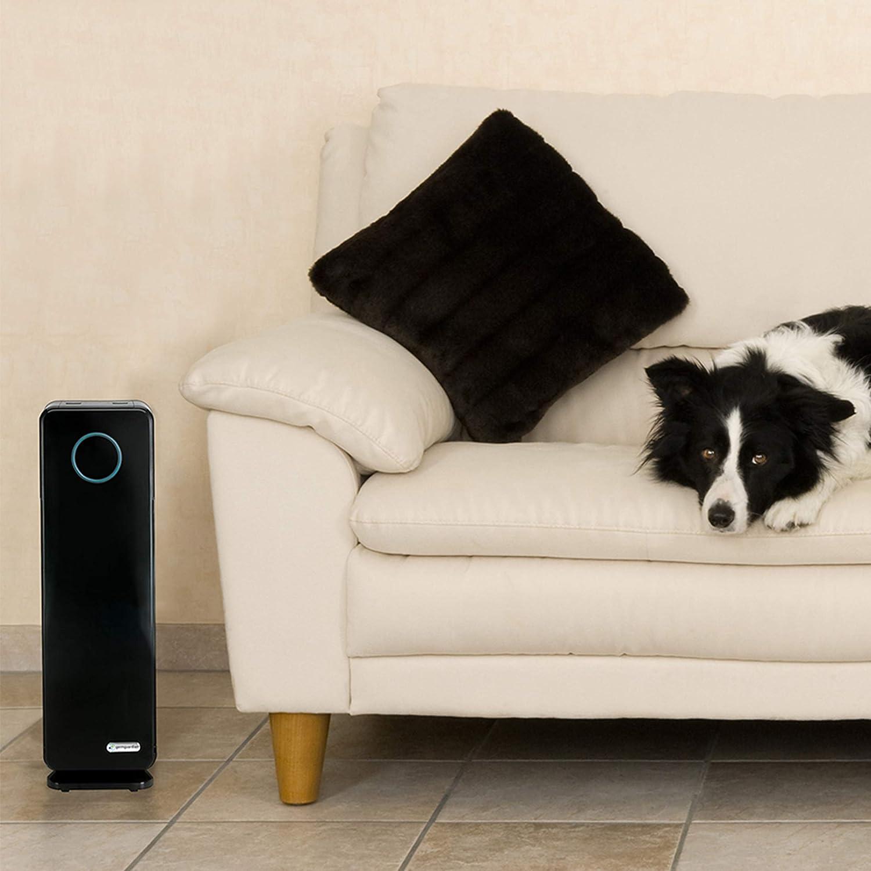 Germ Guardian Air Purifier True HEPA Filter for Allergies Pets Pollen Smoke Dust Germ Guardian UVC