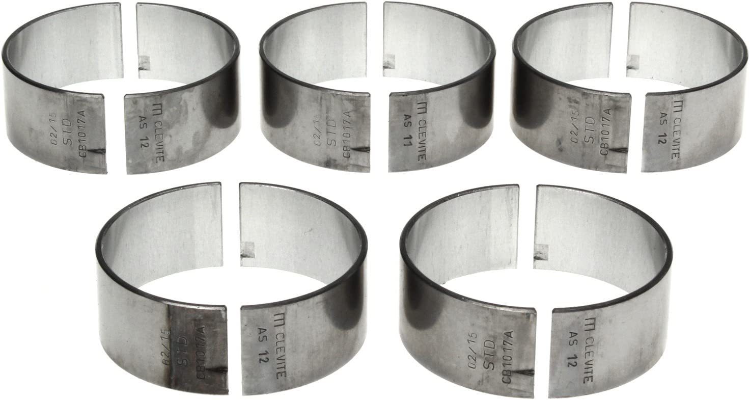 5 Engine Connecting Rod Bearing Set Clevite CB-1017A