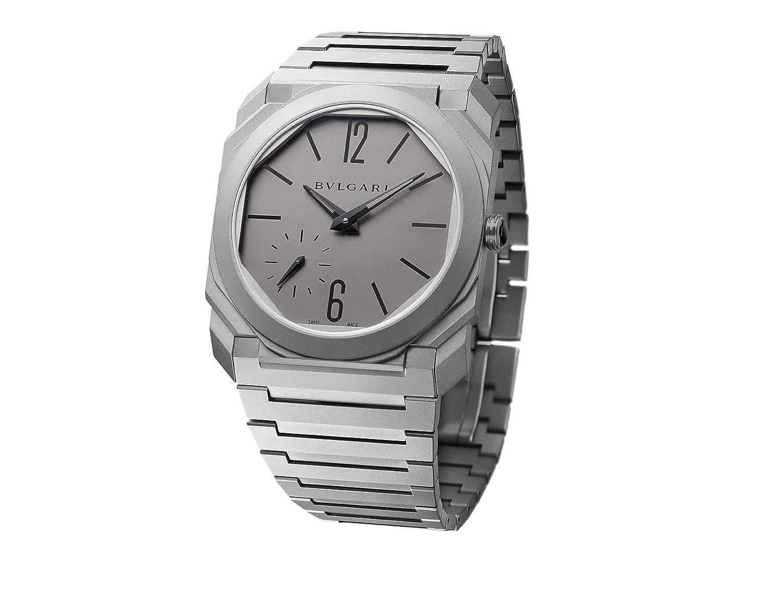 Bulgari Octo Finissimo Ultra Extra Thin 40mm Mens Watch