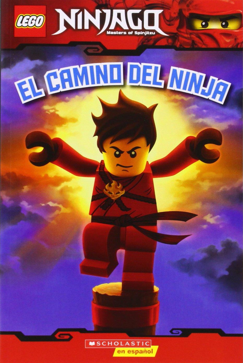 LEGO Ninjago: El camino del ninja (Lector #1): (Spanish language edition of LEGO Ninjago: Way of the Ninja) (Spanish Edition) by Brand: Scholastic en Espanol