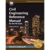 Civil Engineering Reference Manual for the PE Exam, 15th Ed