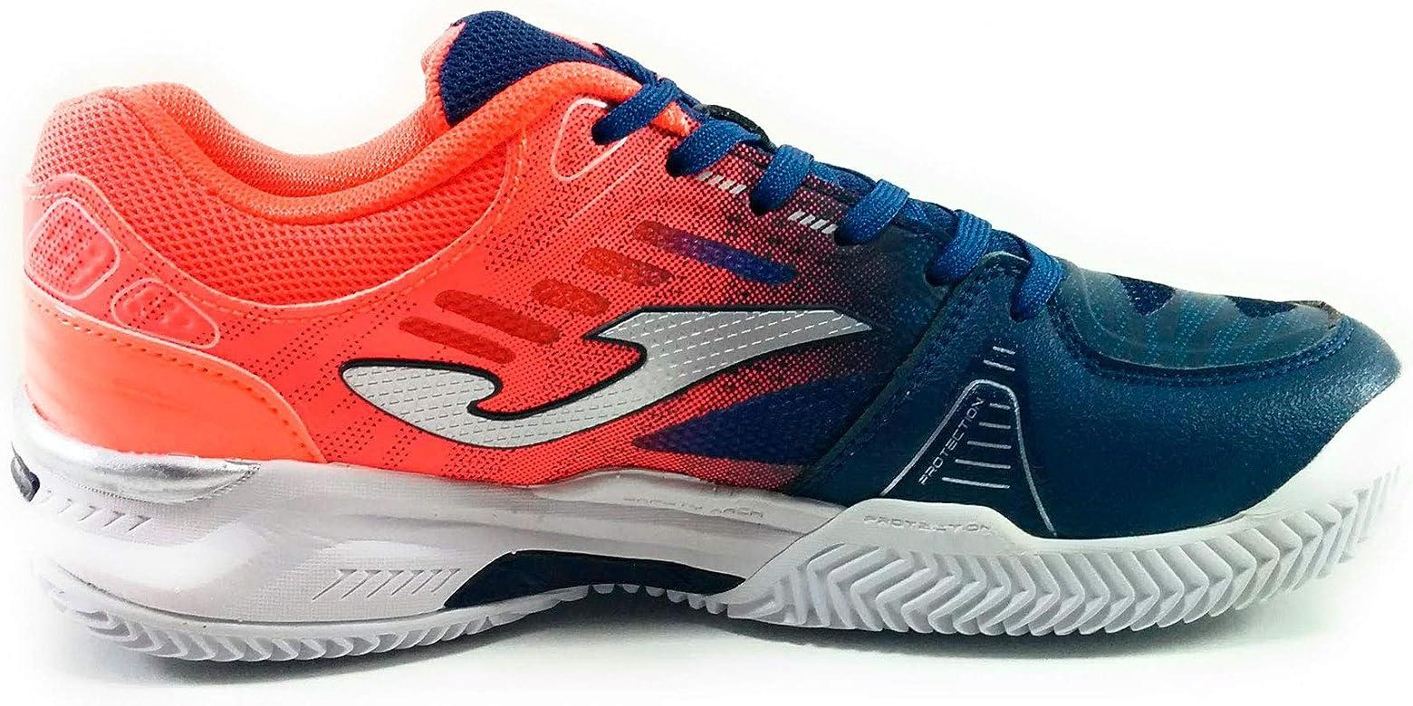 Joma Slam JR Zapatillas niño Padel (35 EU): Amazon.es: Zapatos y ...