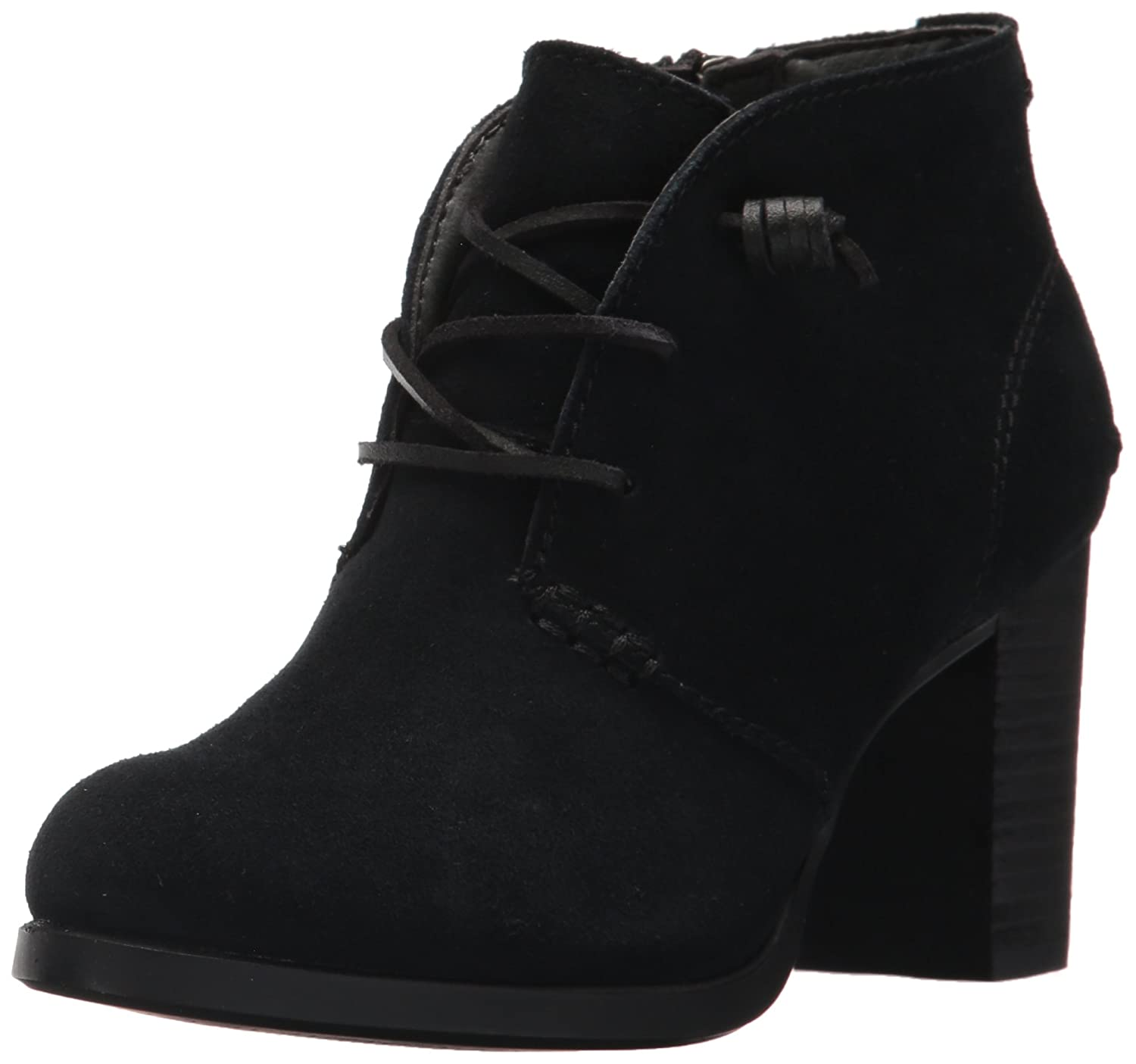 Sperry Top-Sider Women's Dasher Gale Ankle Boot B01N5HI4K3 5 B(M) US|Black