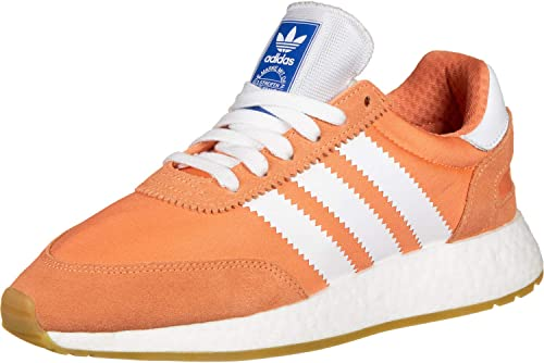 adidas Damen I-5923 W Sneaker, Blau VIF Blanc Rose