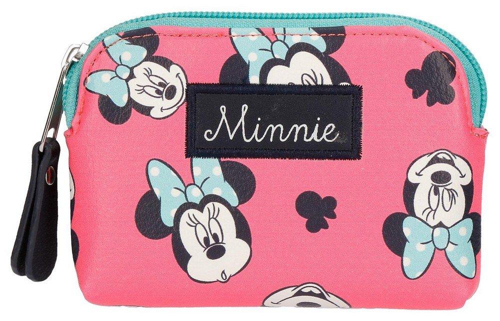 Disney Wink Portamonete, 12 cm, 0.19 liters, Rosa 3048061