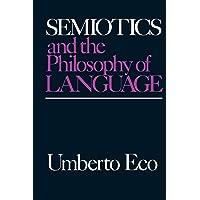 Eco: Semiotics & The Philosophy Of Language (paper)