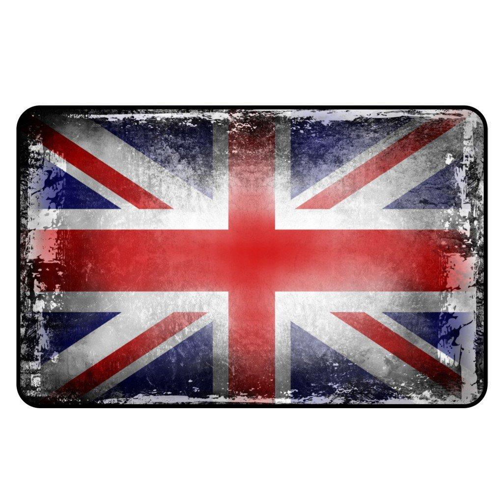 cadora r/ótulo magn/ético Frigor/ífico magn/ético Bandera Reino Unido I Shabby abgenutzt Alt usado