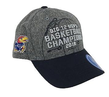 hot sale online e12ec c97de ... discount top of the world ncaa basketball kansas jayhawks big 12 locker  room hat dda1e 9d506