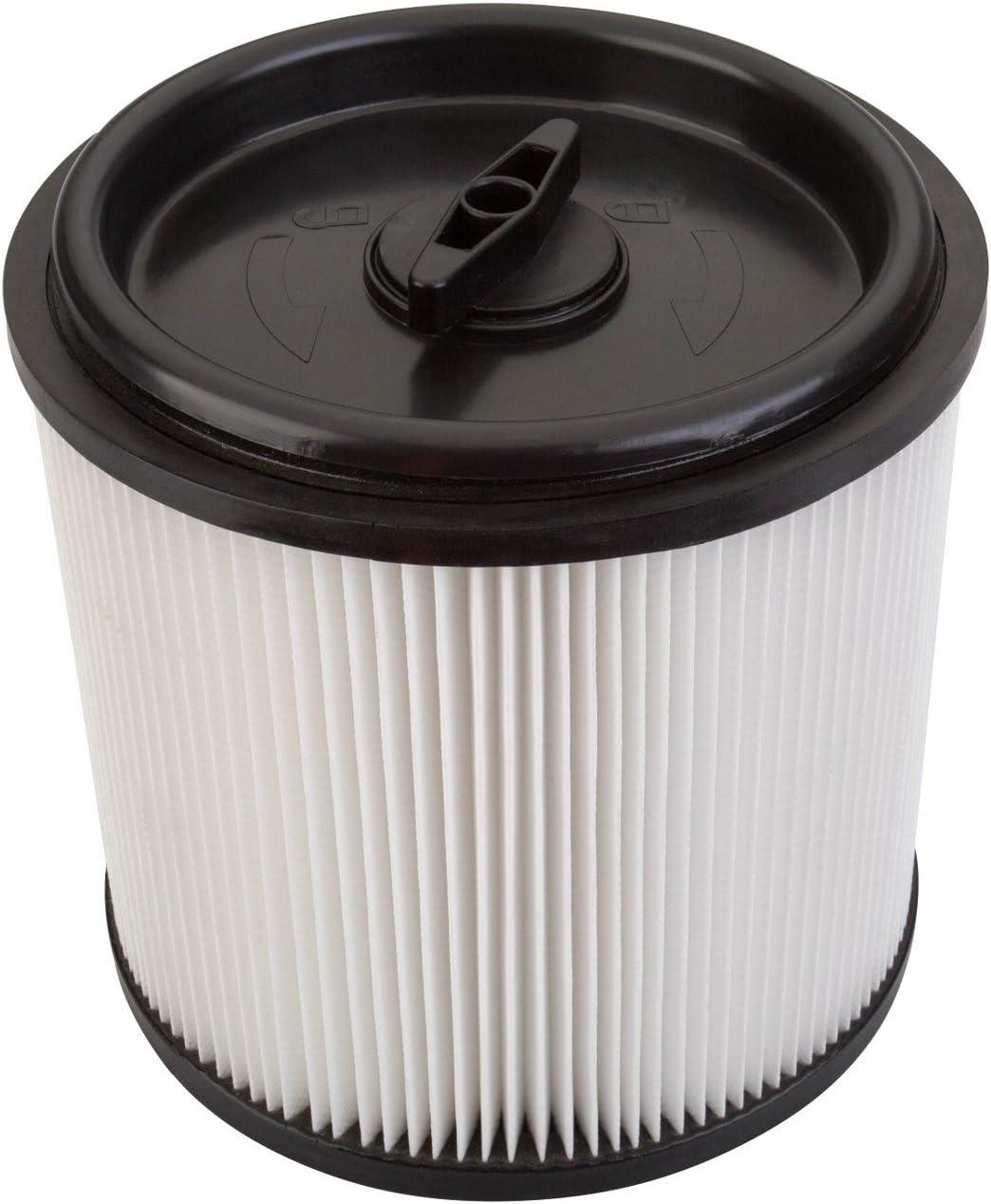 Qualtex – Bolsas para húmedo y seco filtro de cartucho para Wickes & Lidl Parkside aspiradoras comerciales: Amazon.es: Hogar