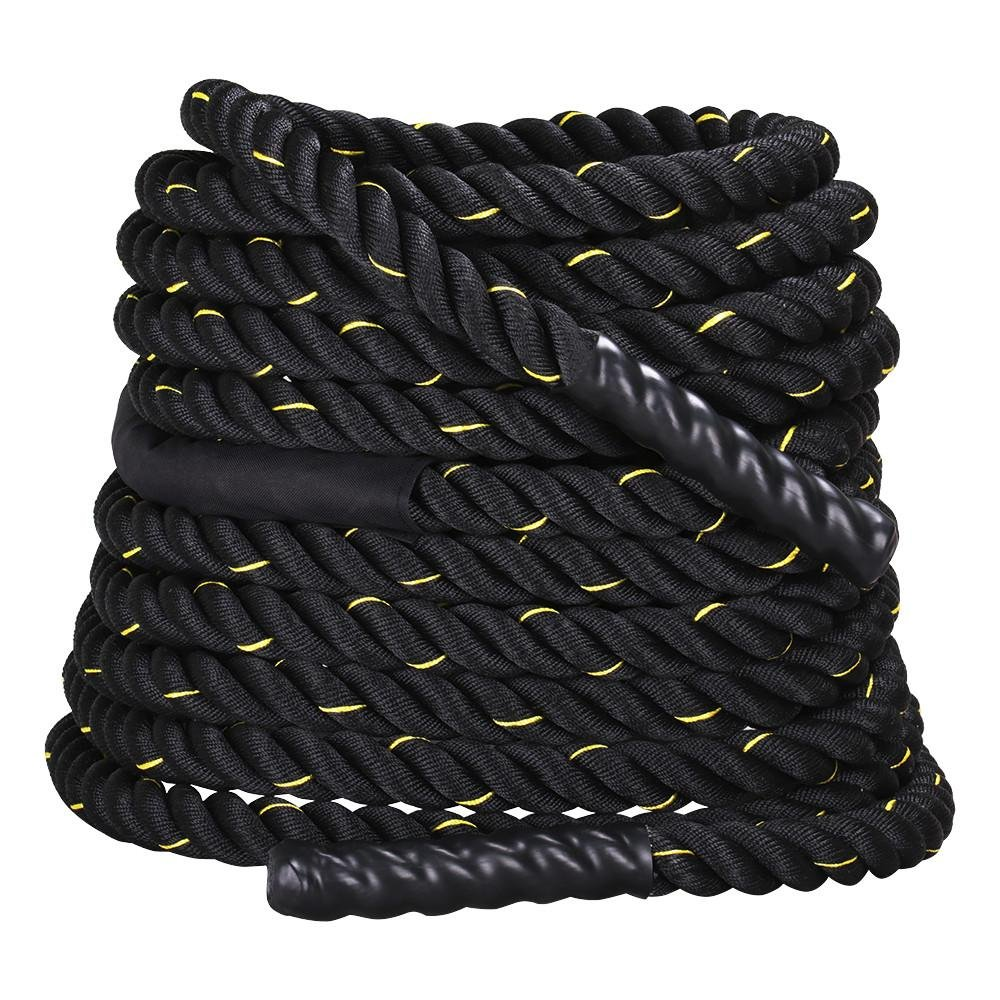 Yaheetech 1.5'' Exercise Strength Training Rope