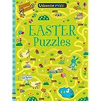 Mini Books Easter Puzzles