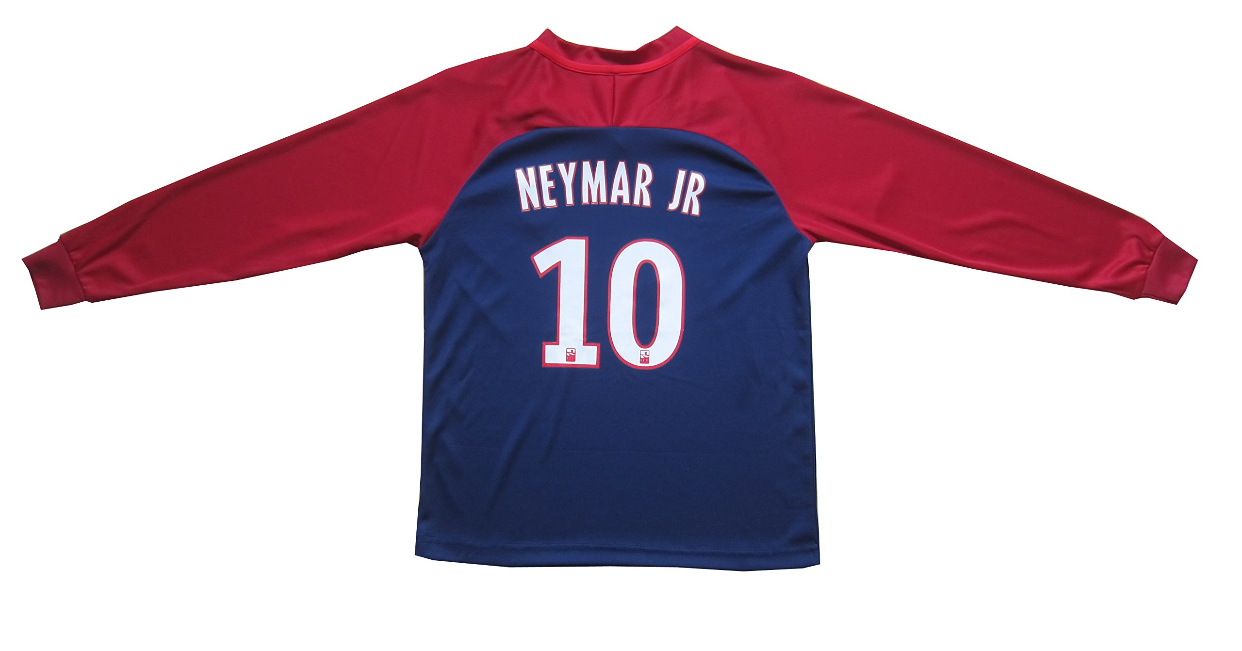 pretty nice c7e1e b0e69 LES TRICOT 2017/2018 PSG Paris Saint Germain Home #10 NEYMAR ...