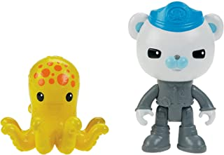 Octonauts Figure & Creature Pack Barnacles & the Octopus