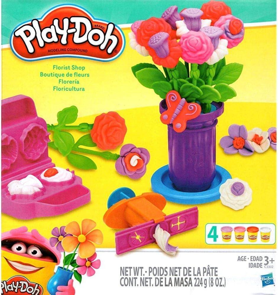 Play doh Florist Shop