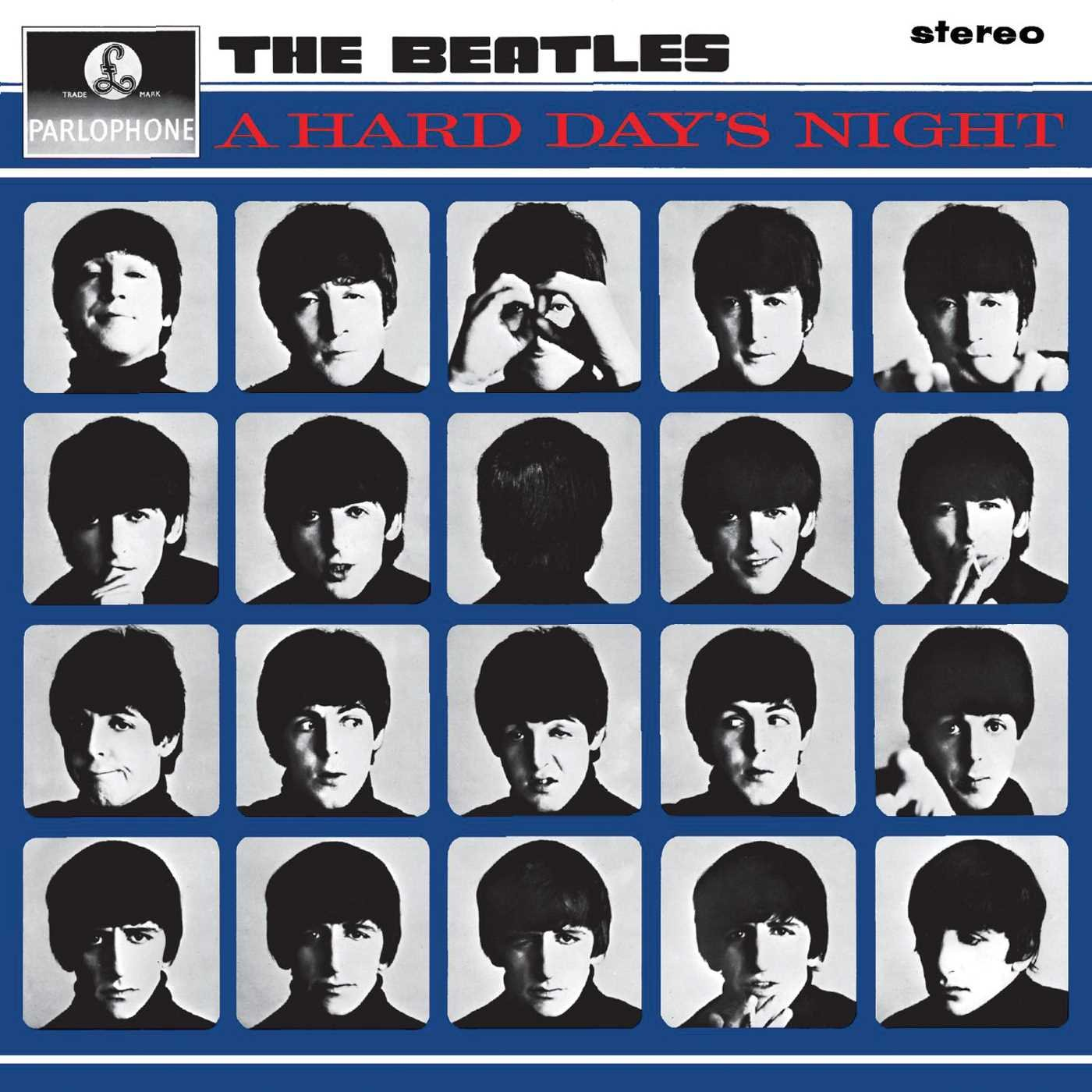 15a434b1 The Beatles - A Hard Day's Night - Amazon.com Music