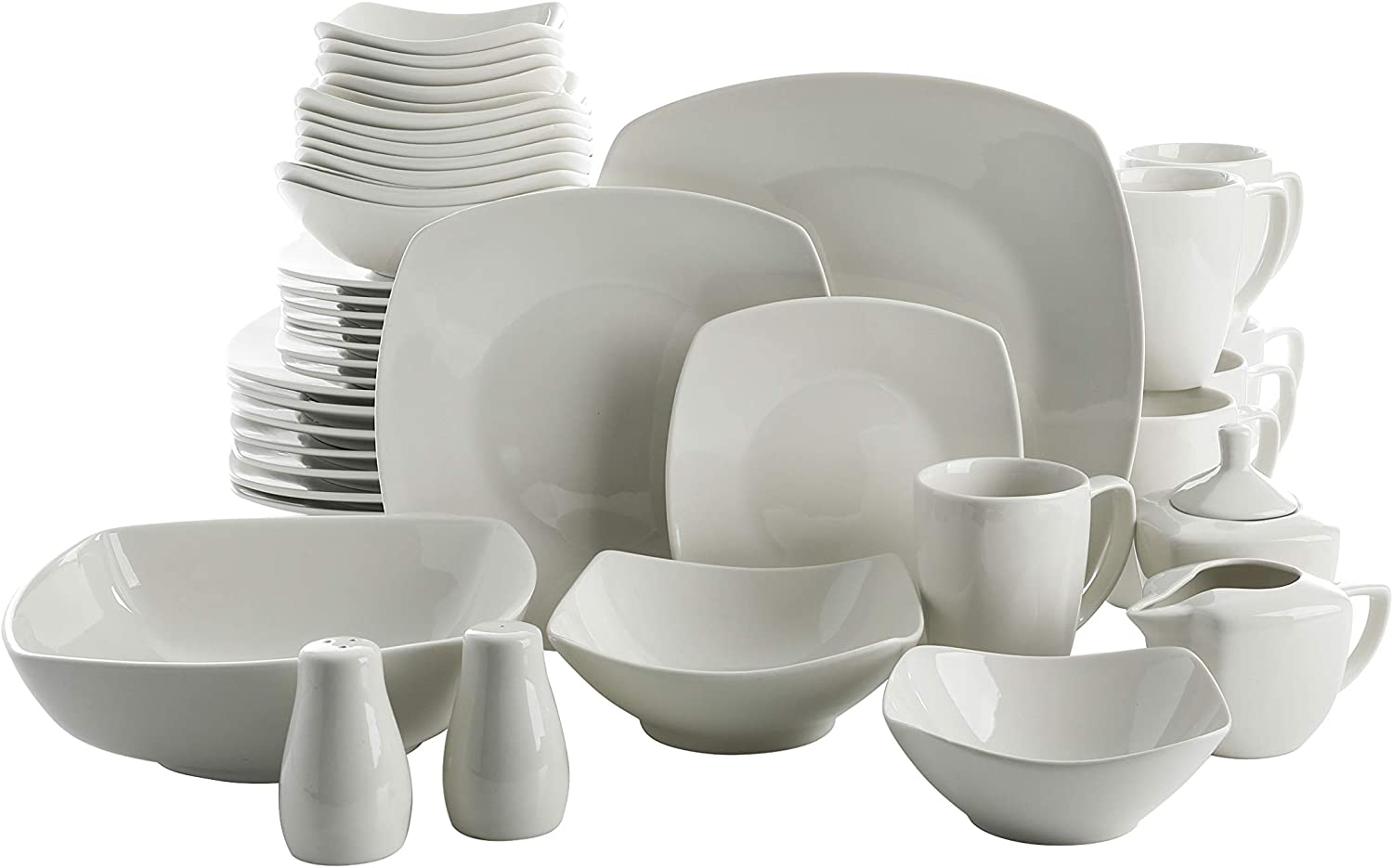 Gibson 12 Piece Dinnerware Set