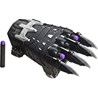 Marvel - Nerf Power Moves - Black Panther Power Slash Claws - Nerf Dart Launching Toy - Avengers - Action Figure and…