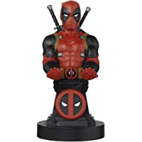 Exquisite Gaming Cable Guy - Marvel Deadpool - Charging Controller and Device Holder - Toy - Xbox 360