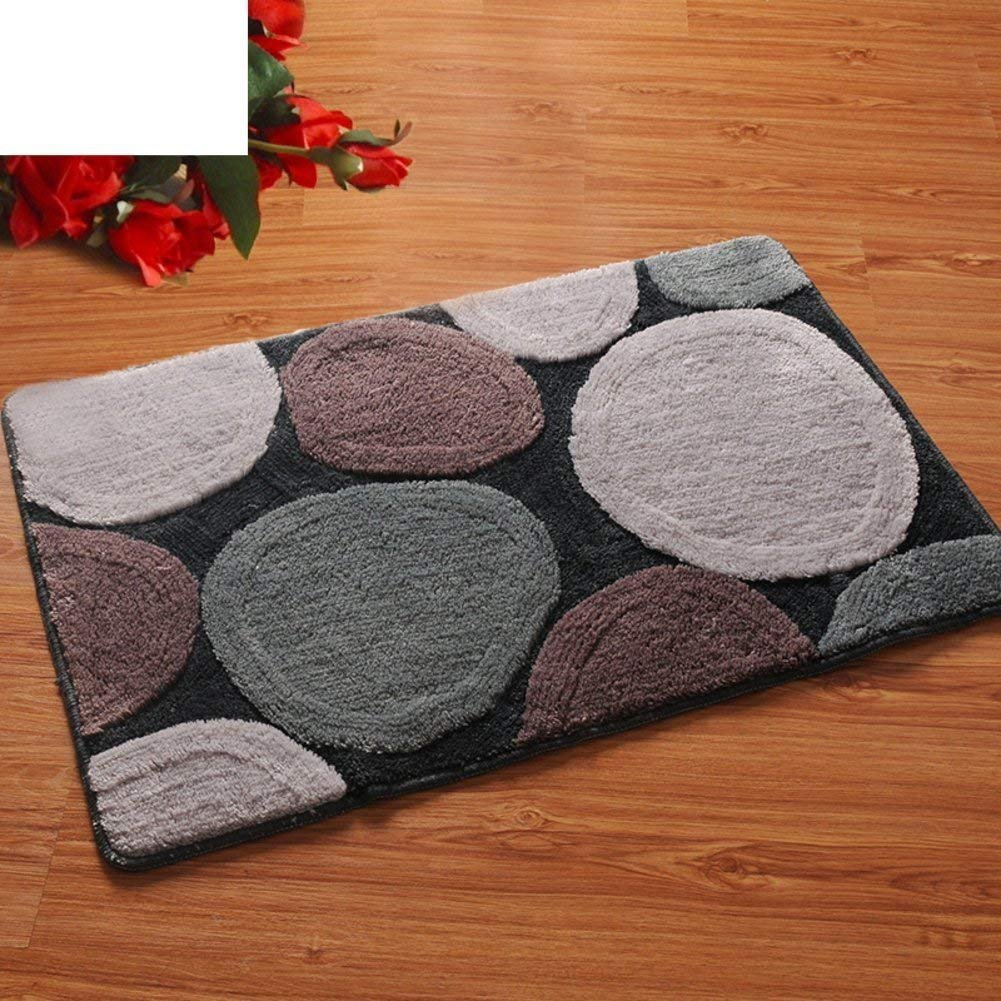 HXY Mats-Fashioned Eingangsmatten Bad Antiilip Matten Matten Matten Fuß Pad,B,45X120Cm (18X47Inch) B07FF5XFV2 | Schöne Farbe  5d3815