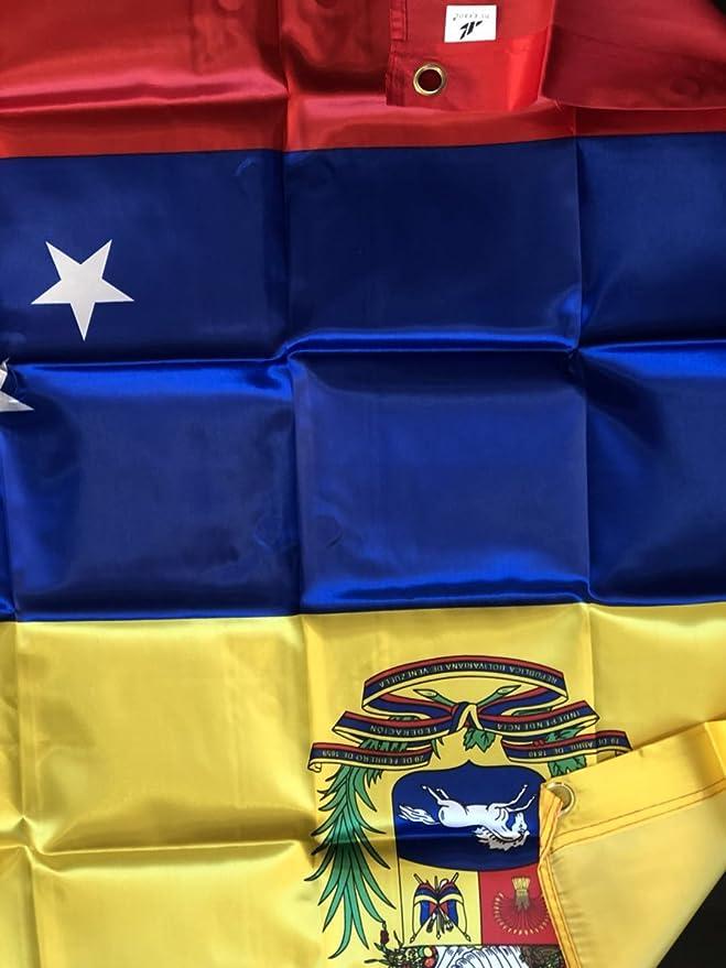 AZ FLAG Bandera du Venezuela Antigua 150x90cm Bandera VENEZUELANA Antigua 90 x 150 cm