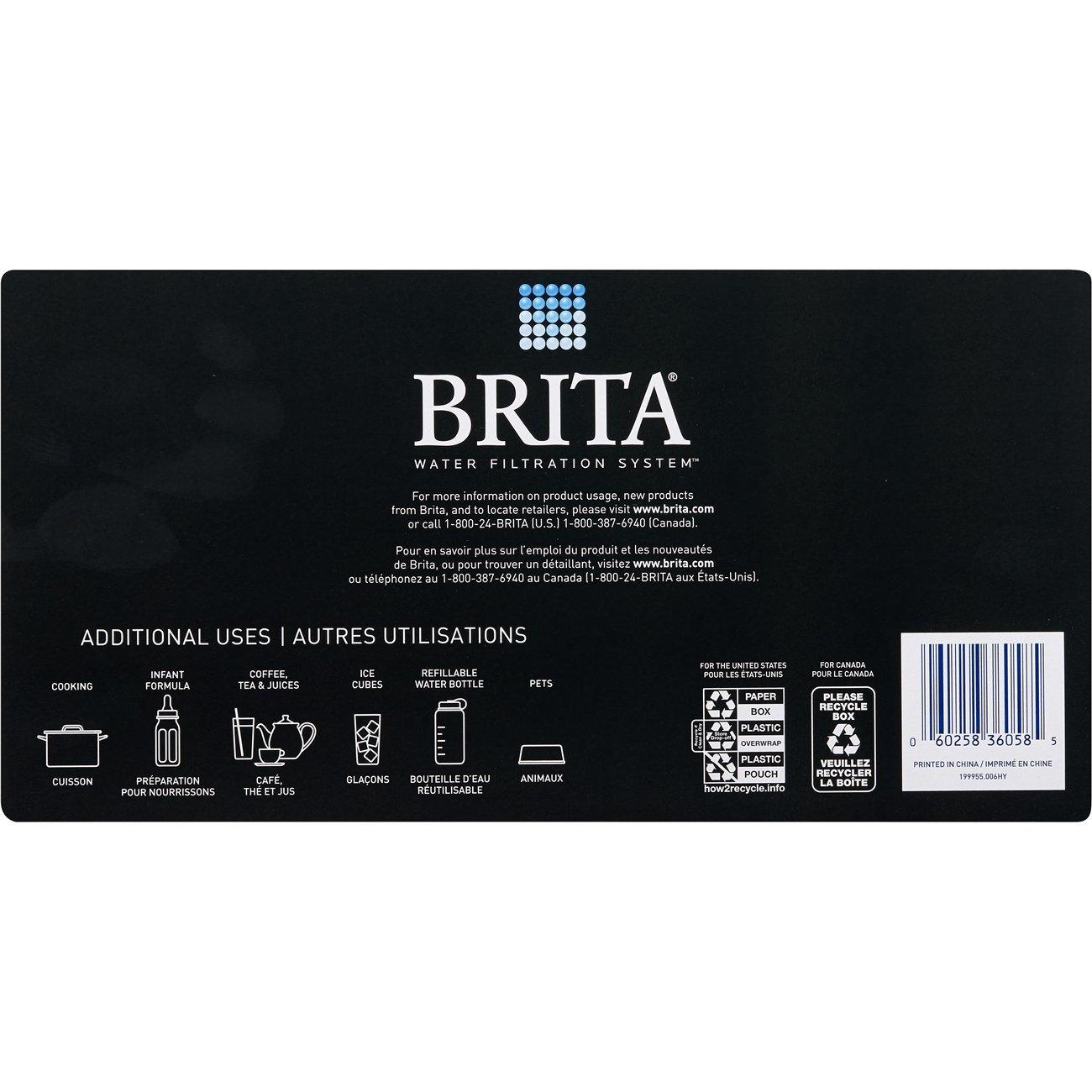 Brita Grand Water Filter Pitcher by Brita (Image #12)