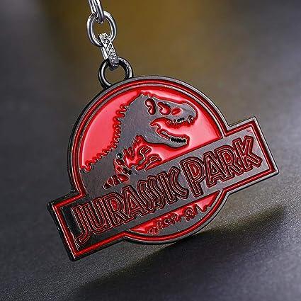 TUDUDU Jurassic Park Key Cadena Jurásico Mundo Aleación ...
