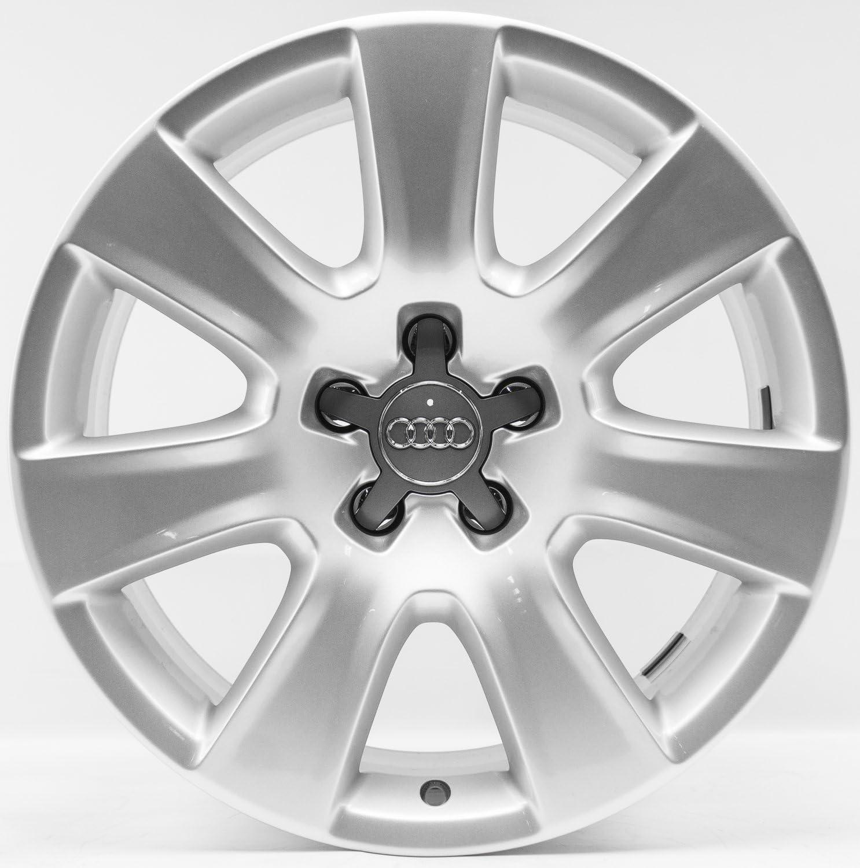 Audi Q5 8R SUV 18 pulgadas Sportsline Llantas Original Audi OE OEM Llantas 4h de D: Amazon.es: Coche y moto
