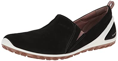 ECCO Women's Biom Lite Slip-On,Black,37 EU/6-6.5