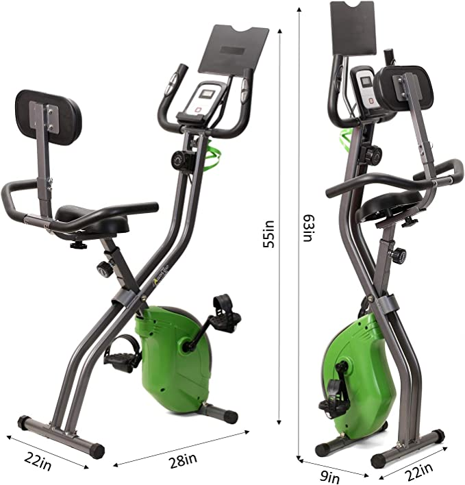 What Is A Folding Exercise Bike